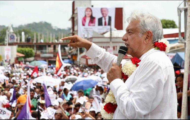 Propone López Obrador a David Cervantes para su plan de reconstrucción