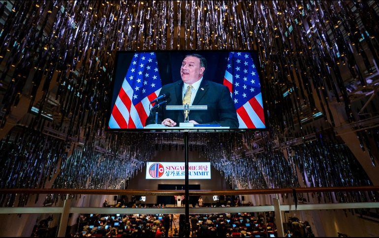 El mundo está ahora más lejos de una 'catástrofe nuclear — Trump