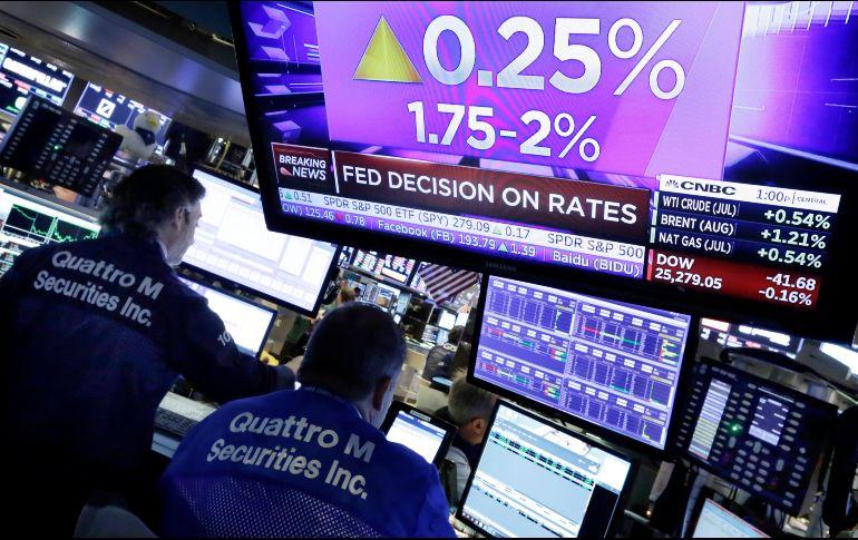 Portal Noticias Veracruz: Dow Jones cierra con baja de 0.10 por ciento