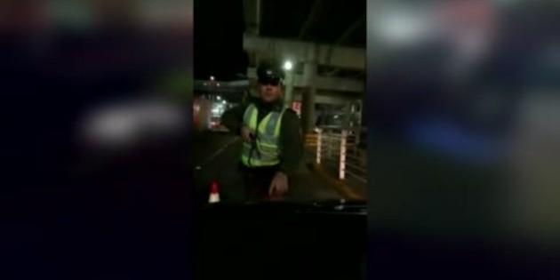 Policía dispara a conductor de Uber en aeropuerto chileno ...