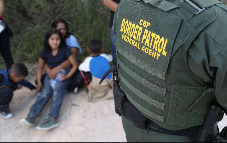 'Estados Unidos no será un campo de inmigrantes', Trump