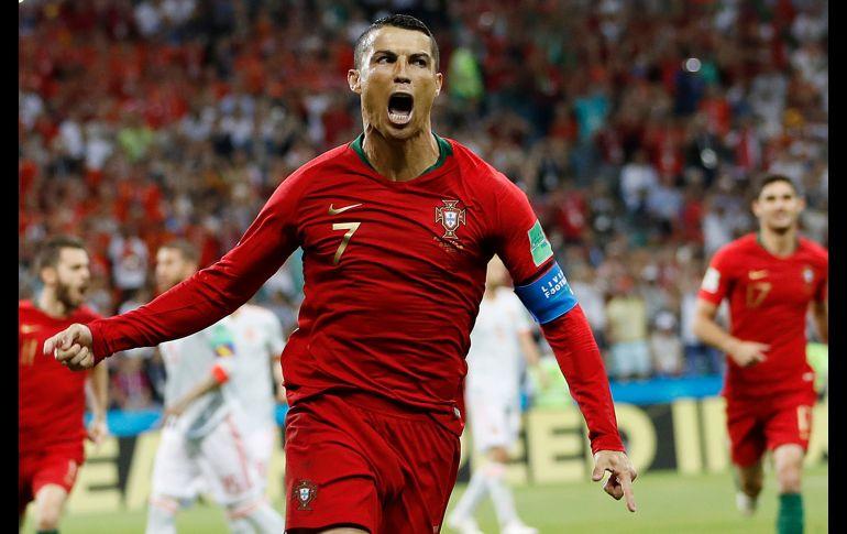 El récord que alcanzó Cristiano Ronaldo tras marcarle 3 goles a España