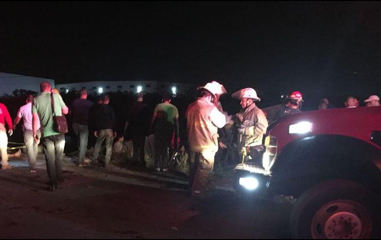 Volcadura en Jalisco deja seis muertos, entre ellos 3 menores