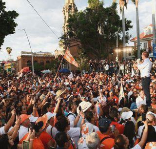 Anaya pide cambio de estafeta en Jalisco | El Informador