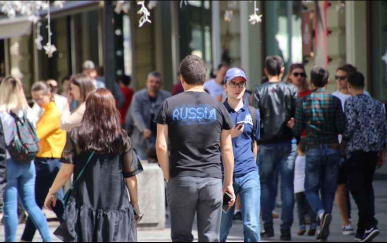 EU alerta de ataques terroristas durante el Mundial de Rusia