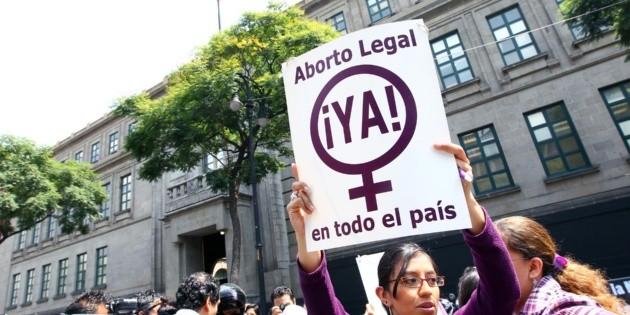 ¿Legalización del aborto en Argentina despertará debate en México?