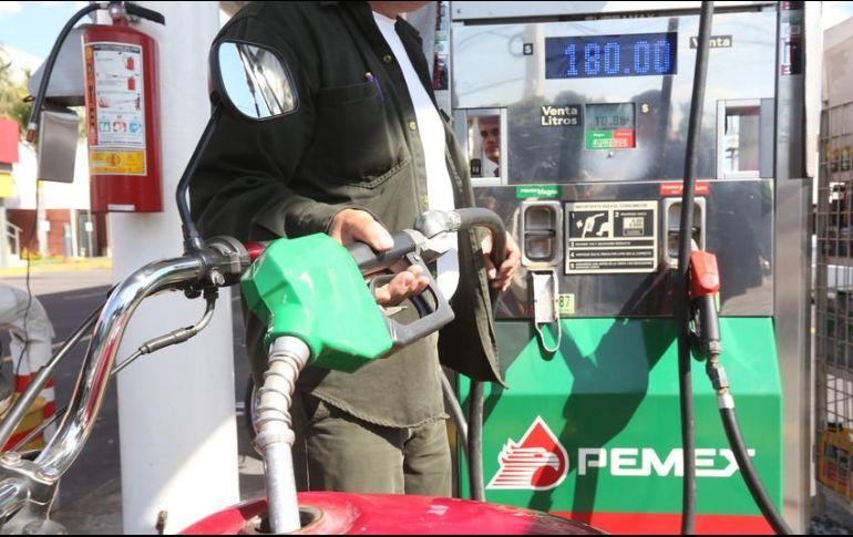 Gasolina Magna está imparable; se vende hasta en 19.47 pesos