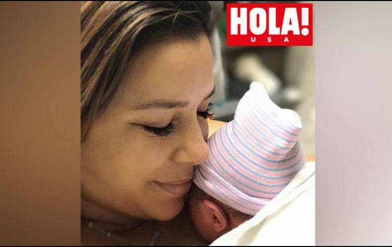 La actriz Eva Longoria dio a luz a su primer hijo