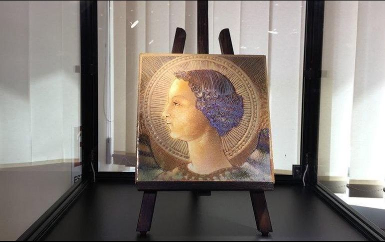 Descubren la primera obra pictórica de Leonardo Da Vinci