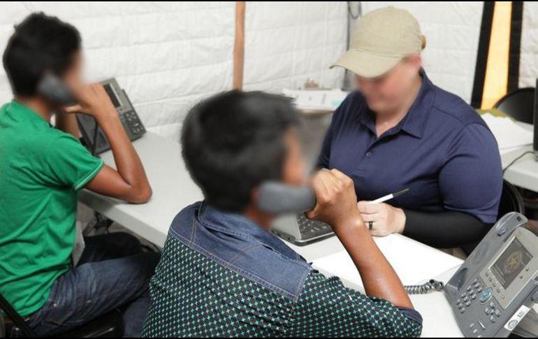 Tribunal ordena reunir a las familias de inmigrantes separados