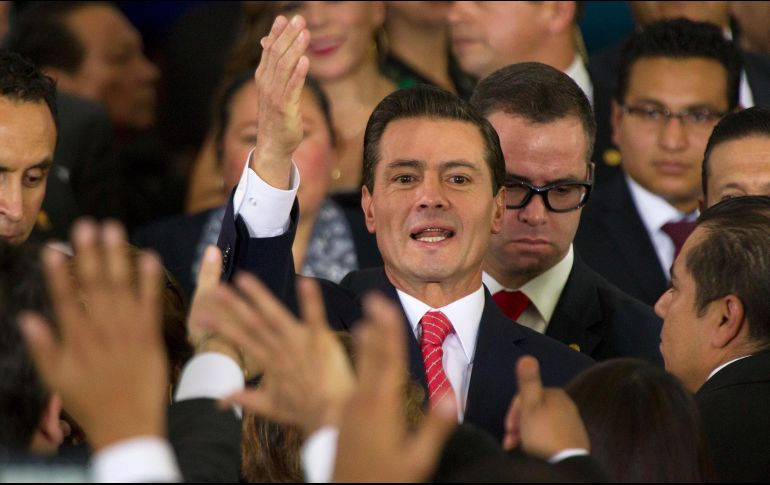 La mejor forma de rechazar violencia, es acudiendo a votar: EPN