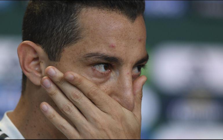 Destaca que la mayor motivación es estar ante el partido de sus vidas contra el Pentacampeón. AFP / Y. Cortez