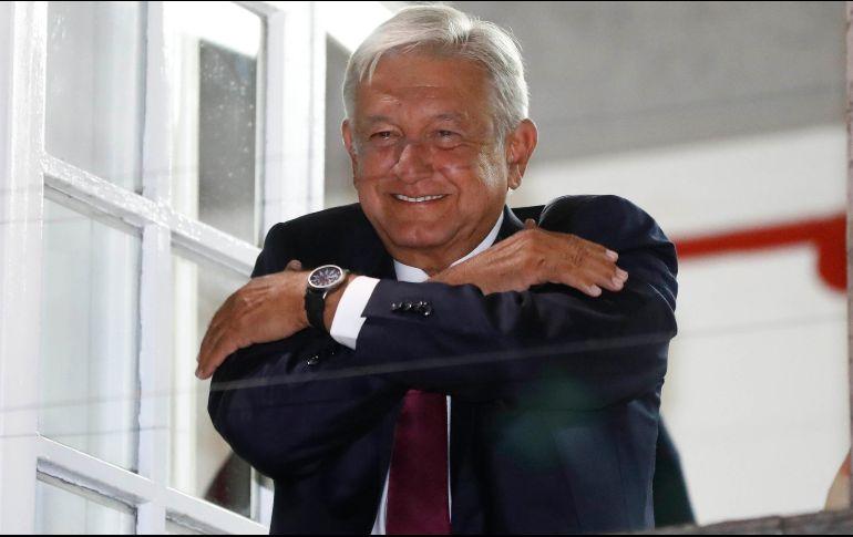 Sector privado ofrece a López Obrador colaborar por el bien del país