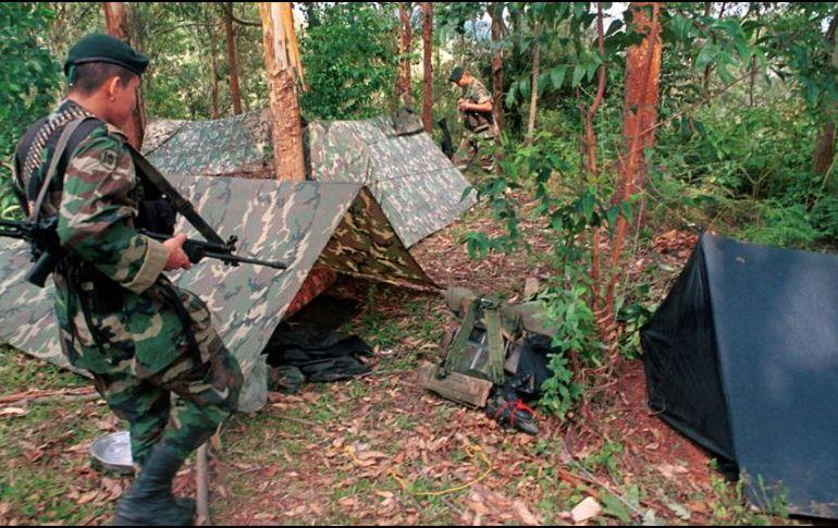 Ocho militares heridos en ataque del Eln en Buenaventura