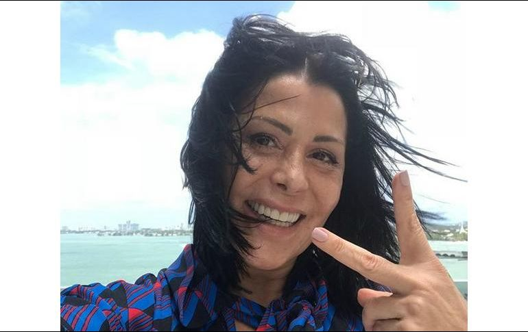 Alejandra Guzman será coach en