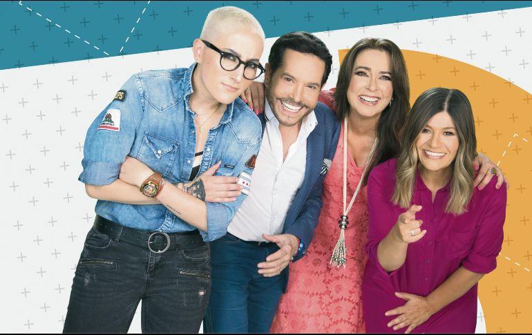 Noticias espectaculos Intrusos, nuevo programa de espectáculos de Televisa