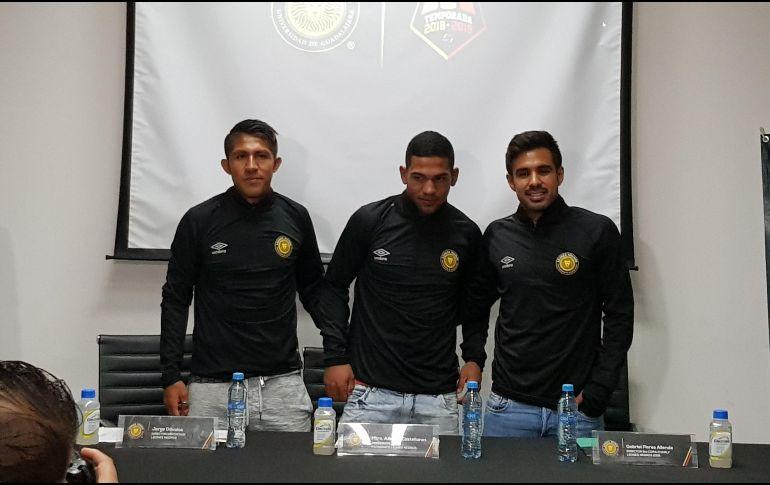 Leones Negros presenta a sus refuerzos para el Apertura 2018 | El ...