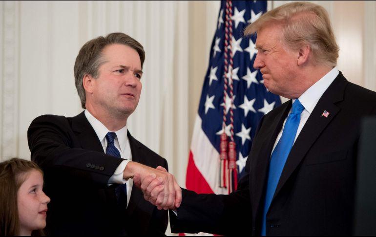 Brett Kavanaugh: 5 polémicas del elegido de Trump a la Corte Suprema