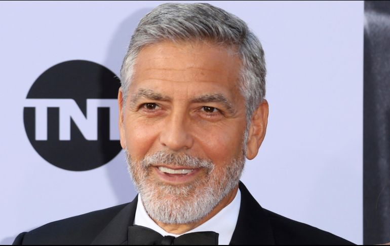 En fotos: El accidente de moto de George Clooney en Italia