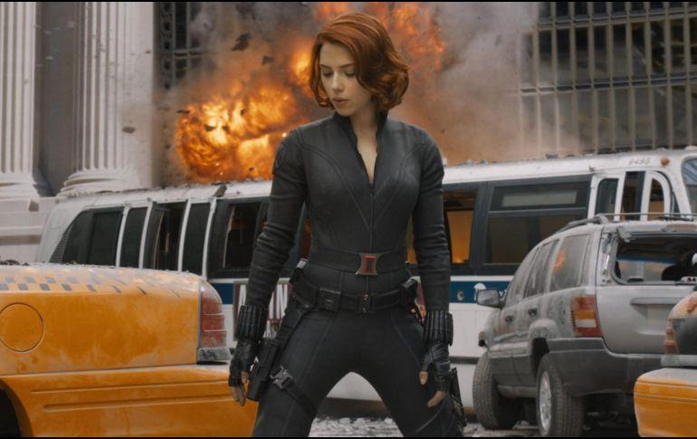 Cate Shortland dirigirá película en solitario de 'Black Widow'
