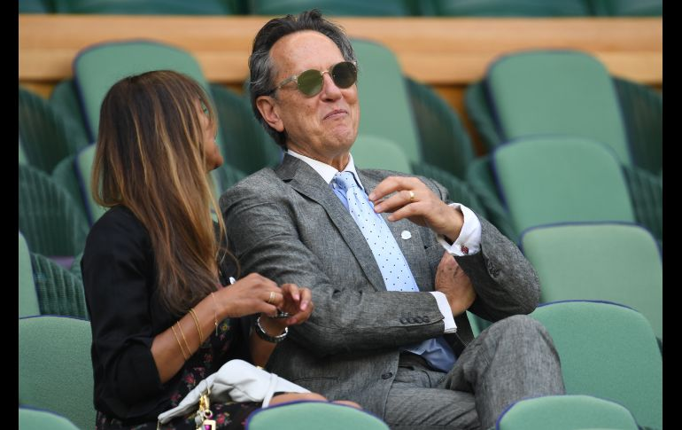 El actor Richard E Grant. AFP/ARCHIVO