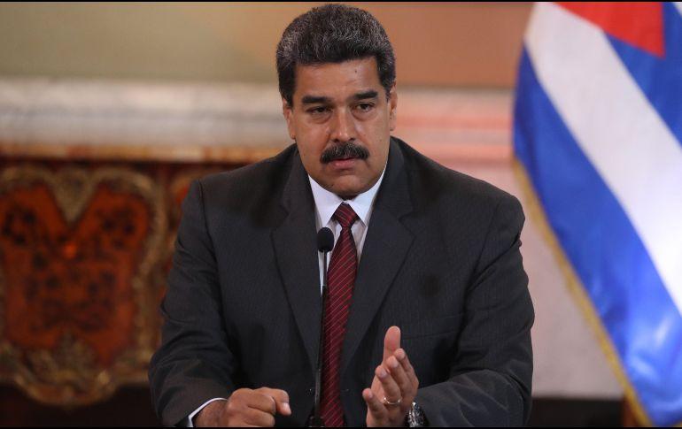 Según Maduro EE.UU prepara provocaciones en frontera venezolana