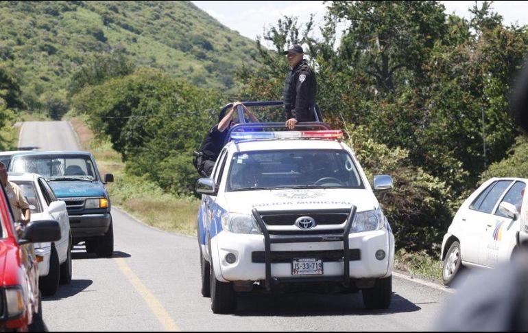 Hallan 6 cuerpos con signos de tortura en Zacatecas