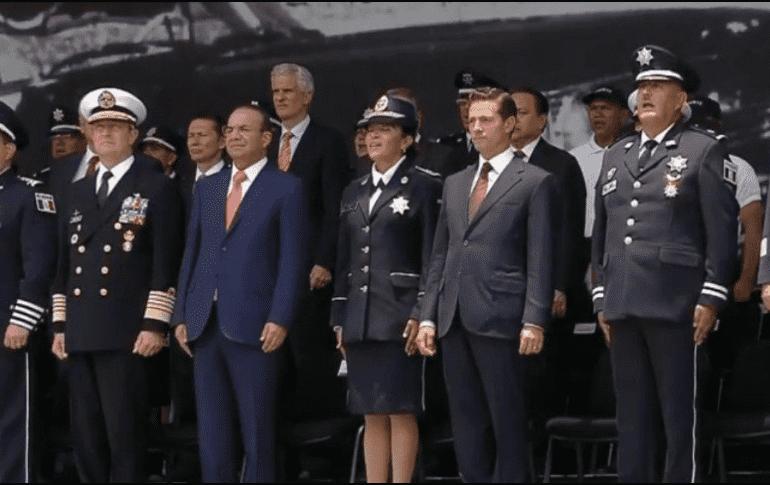 Peña Nieto revisa con Gabinete entrega de gobierno a AMLO