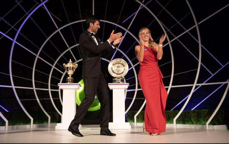 Deportivo: Djokovic se coronó campeón de Wimbledon