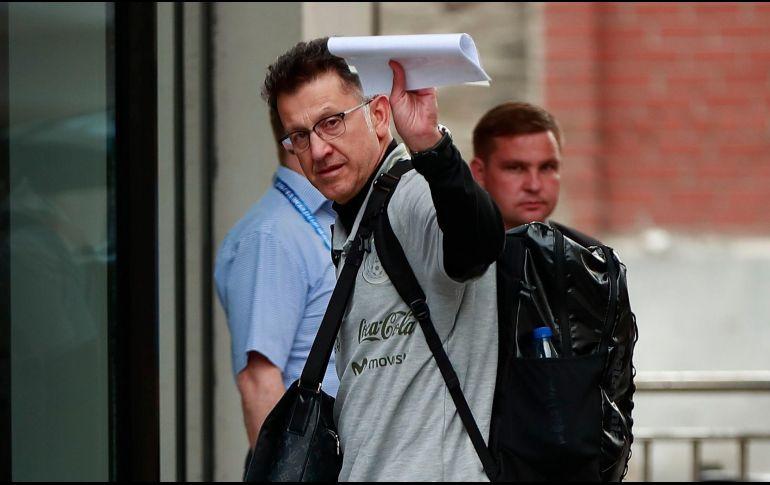 Osorio promete dar a la FMF una respuesta este fin de semana