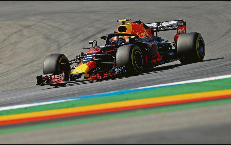 Ricciardo fue el más rápido en los ensayos - Deportivo