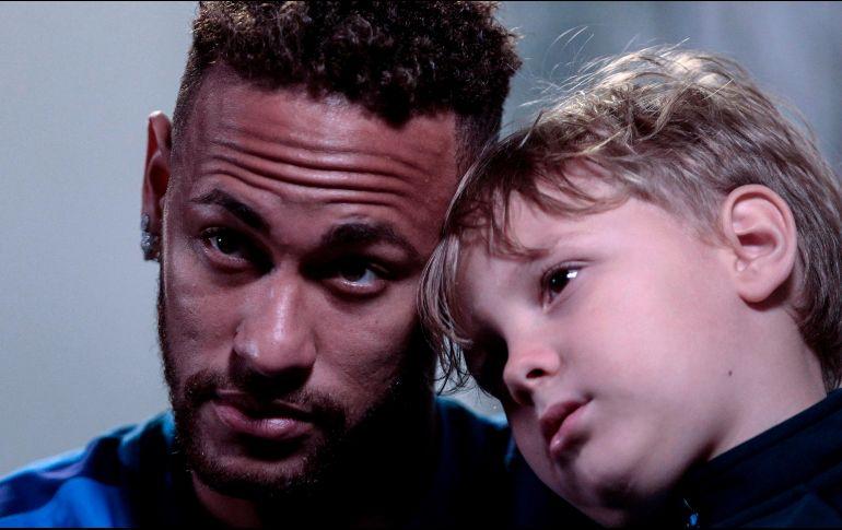 Neymar Tambien Se Dijo Preparado Para Volver A Las Canchas Porque