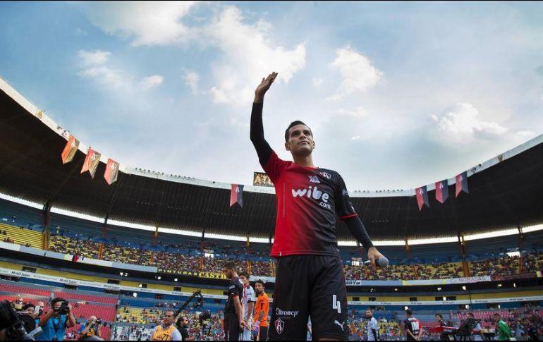 Rafael Márquez envía mensaje a su afición para despedirse