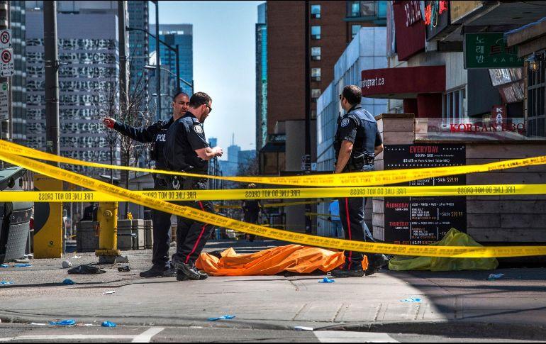 Estado Islámico reivindica autoría del ataque en Toronto
