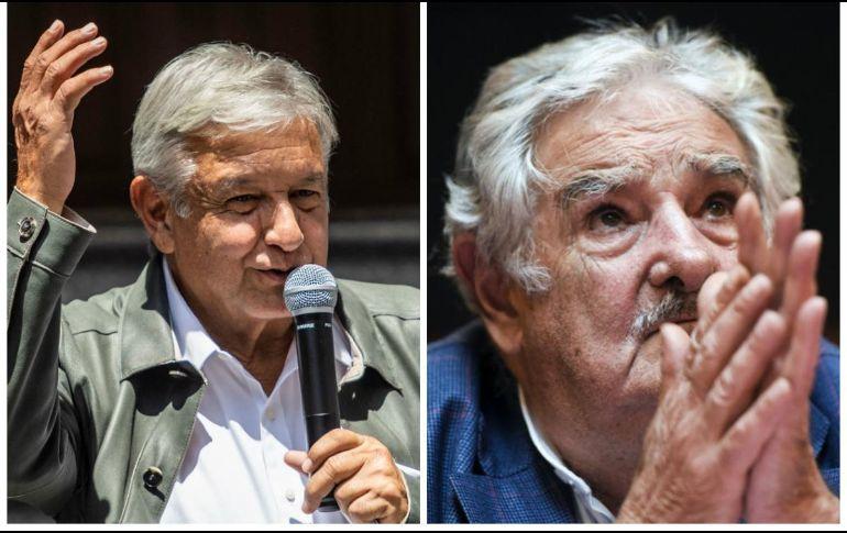 Mujica envía mensaje a AMLO; luchador que fracasó en varios intentos