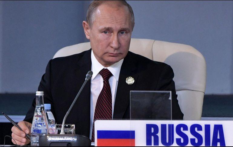 Vladimir Putin, dispuesto a visitar Washington para reunirse con Donald Trump
