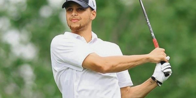 Stephen Curry will play golf tournament