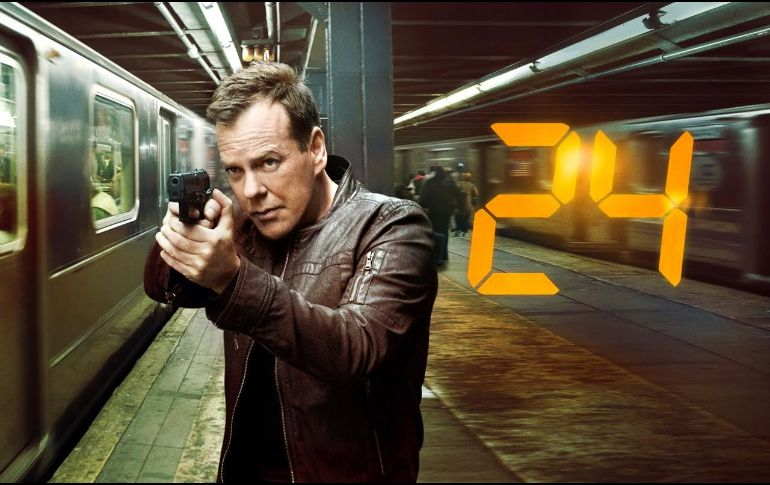La serie 24 regresará para contar los orígenes de su protagonista