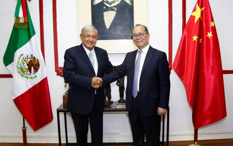 Buscará México reducir desbalance comercial con China