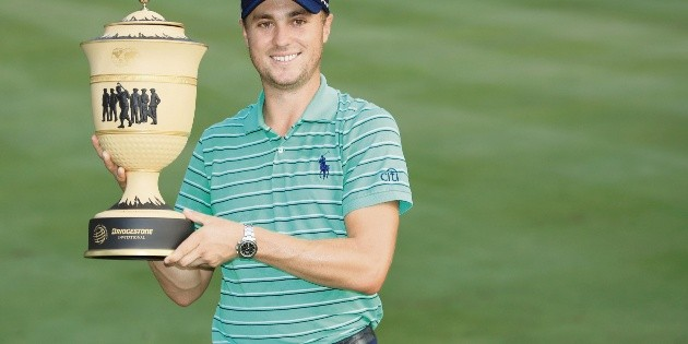Justin Thomas gets the title in Ohio