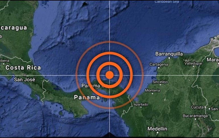Sismo de magnitud 6,1 sacudió a Colombia, sin víctimas hasta el momento