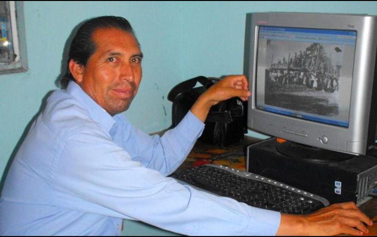 García González de 47 años de edad, aportaba material a los diarios Día Siete y Nuevo Milenio. FACEBOOK / Rodolfo Garcia Gonzalez