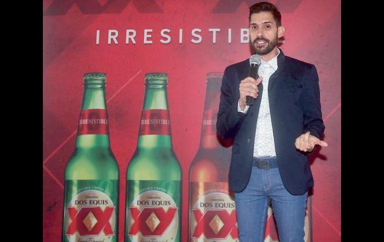 Dos Equis cambia su logo para celebrar la diversidad — México