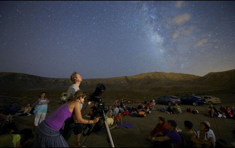 Lluvia de estrellas Perseidas iluminarán la próxima luna nueva