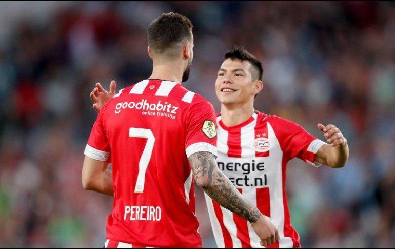 Hirving 'Chucky' Lozano, máximo goleador mexicano en la Eredivisie