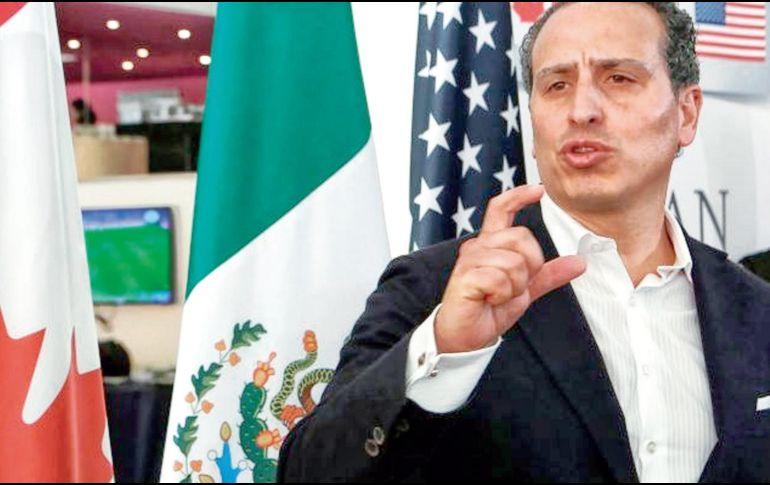 México y EUA retoman negociación del TLCAN