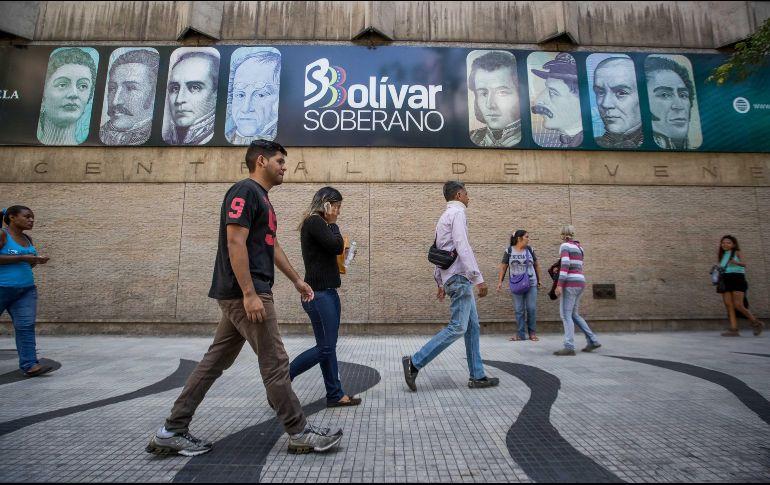 Elevan el salario mínimo un 5.900% — Venezuela