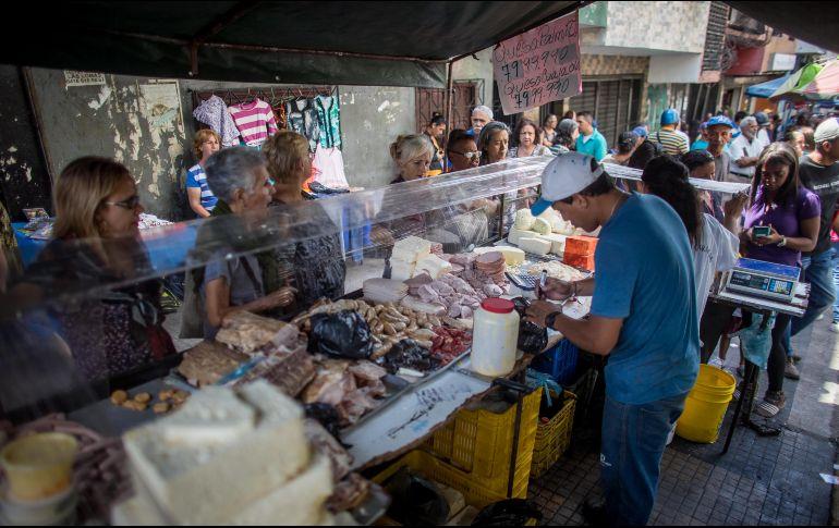 Venezuela: Convocan paro nacional por recientes medidas económicas