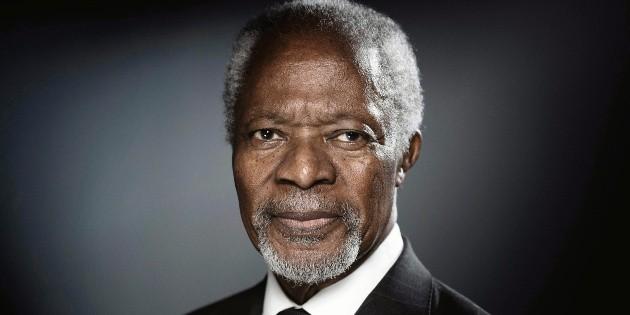 Muere Kofi Annan y líderes de Estado destacan su labor