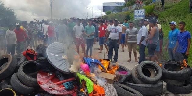 Piden a Brasil resguardar a venezolanos tras actos violentos